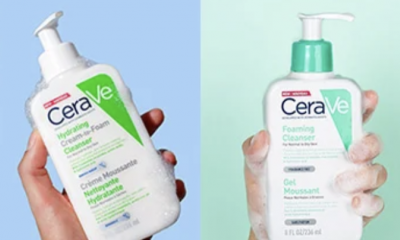 Free Cerave Cleanser - 10,000 Available