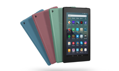 Win an Amazon Fire 7 Tablet