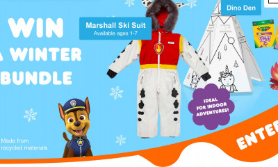 Win a Kids' Winter Fun Bundle