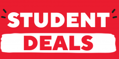 20% Off for Students