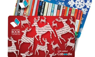 Free £10 National Book Token