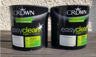 Free EasyClean Crown Paint