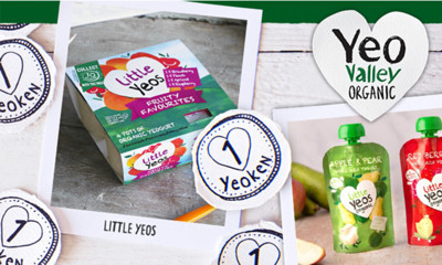 Free Rewards from Yeo Valley Organic