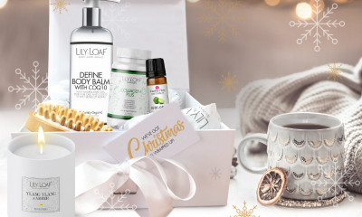 Win a Lily & Loaf Pamper Gift Set (Worth £45.95) & a £25 Gift Voucher