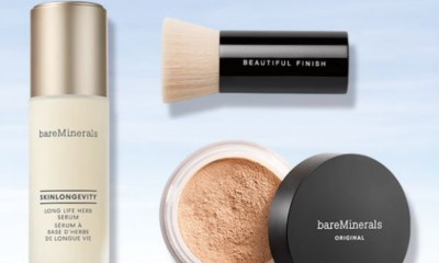 Win £100 Worth of bareMinerals Beauty Products