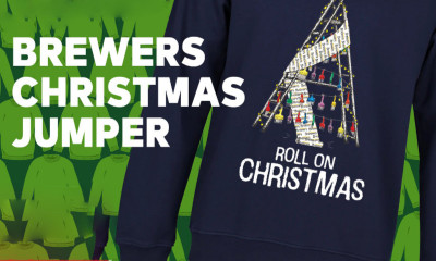 Free Christmas Jumper - Limited Edition Design!