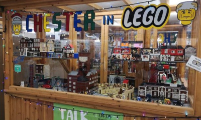 Chester in LEGO | Chester, Cheshire