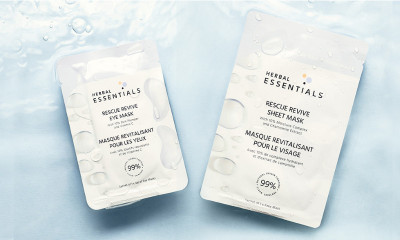 Free Herbal Essentials Face Mask