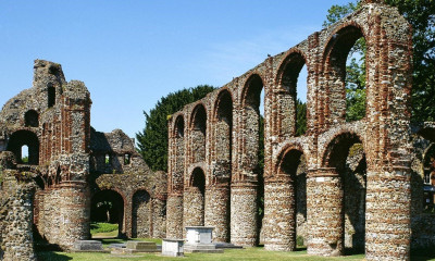Botolph's Priory | Colchester, Essex