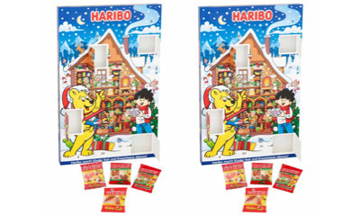Free Haribo Advent Calendar