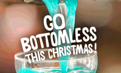 Christmas: Bottomless Cocktails