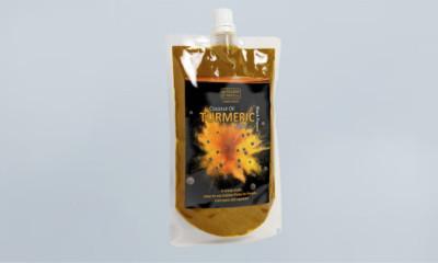 Free Turmeric 'Golden Paste'