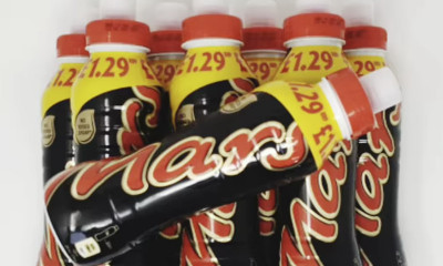 Free Case of Mars Milk