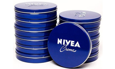 Free Personalised NIVEA Creme Tin
