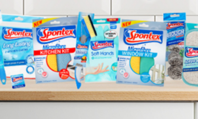 Free Spontex Cleaning Kit