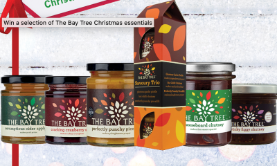 Win Christmas Food Essentials from The Bay Tree