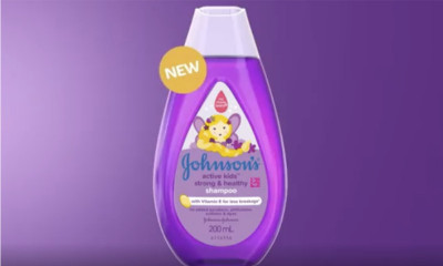 Free Johnson's Kids Shampoo