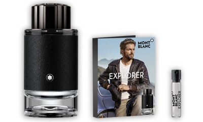 Free Mont Blanc Aftershave - OUT OF STOCK