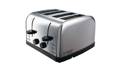 Win a Russell Hobbs Toaster