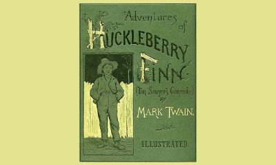 Free Copy of 'The Adventures of Huckleberry Finn'