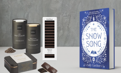 Win a Hotel Chocolat Bundle & A Copy of The Snow Song