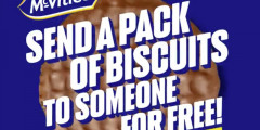 Free McVitie's Biscuits - 10,000 available!