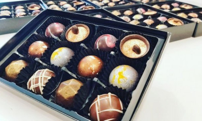 Win a Chocolate Hamper from Noble & Stace