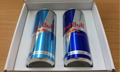 Free Red Bull Duo Pack