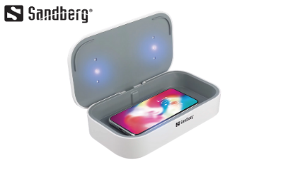 Win a Sandberg Phone Sterilizer