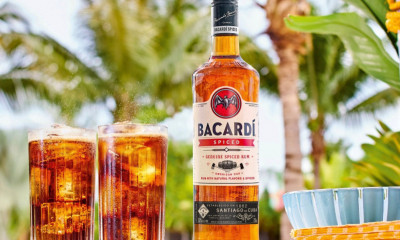 Free Personalised Bottle of Bacardi