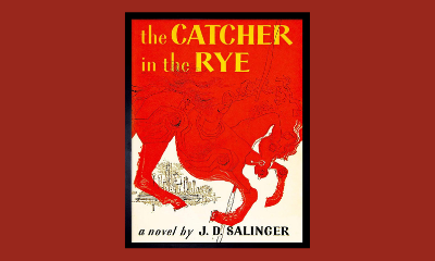 Free Copy of 'The Catcher in the Rye'
