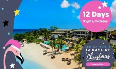 Win a 5-star Full-Board Holiday to Mauritius