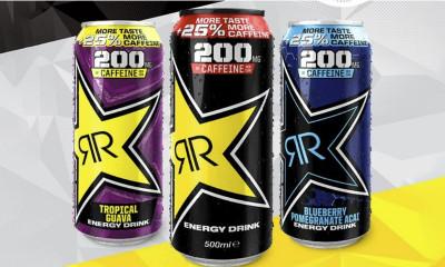 Free Rockstar Energy Drink