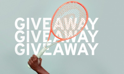 Win Customised HEAD Tennis Racquets