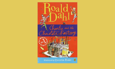 Free Copy of 'Charlie and the Chocolate Factory'