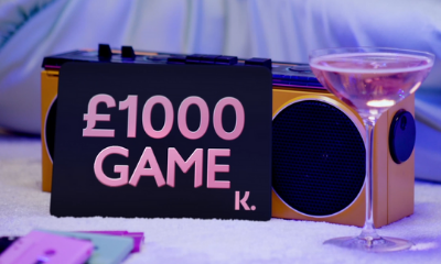 Win a £1000 GAME Gift Card