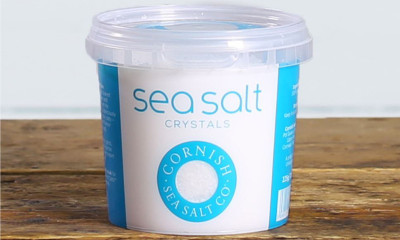 Free Cornish Sea Salt