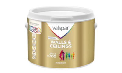 Free Tin of Paint from Valspar