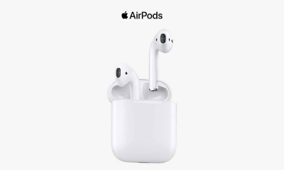 Win Free Apple AirPods