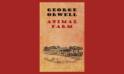 Free Copy of 'Animal Farm'