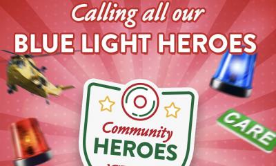 50% Off A Dozen Doughnuts for Blue Light Heroes