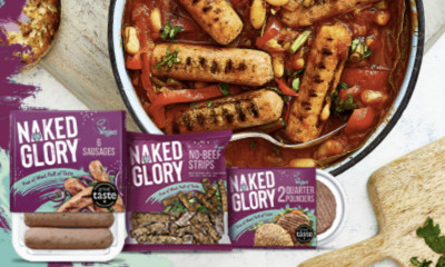 Free Vegan Sausages by Naked Glory