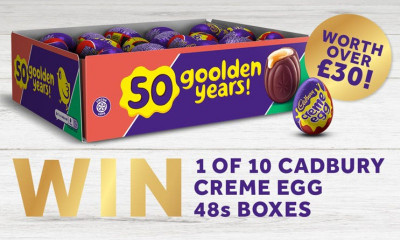 Free Box of Cadbury Creme Eggs