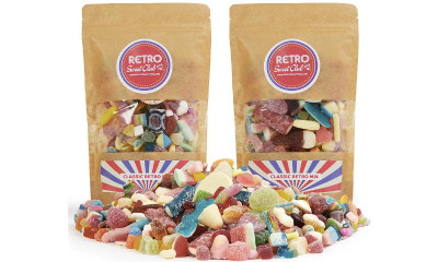 Win a Year's Subscription to Retro Sweet Club (Worth over £200!)