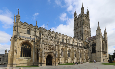 Gloucester Cathedral | Gloucester, Gloucestershire