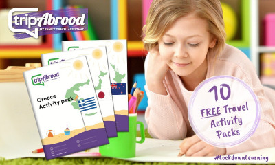 Free Kids Lockdown Activity Pack