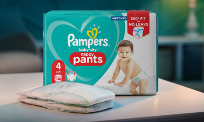 Free Pampers Nappy