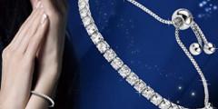 Free Swarovski Crystal Bracelet