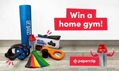 Win a Home Gym Bundle