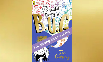 Free Copy of 'The Accidental Diary of B.U.G'